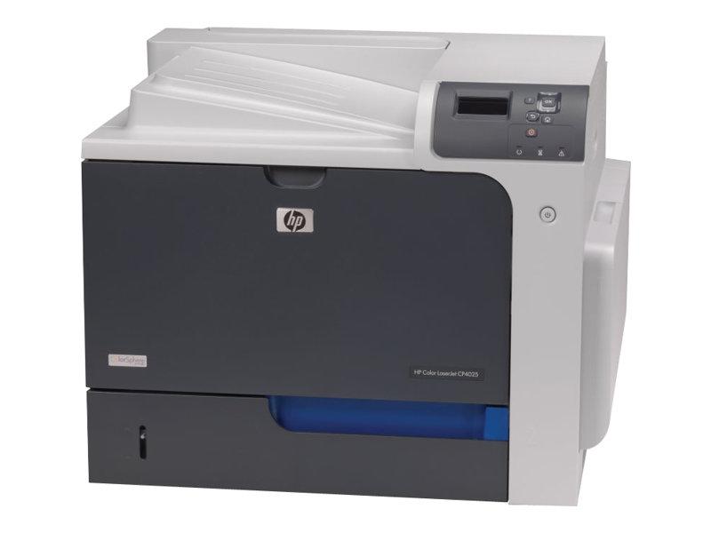 HP Color LaserJet Enterprise CP4025dn - imprimante - couleur - laser