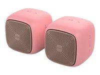 Edifier MP202 DUO Højttalere til transportabel brug trådløs Bluetooth