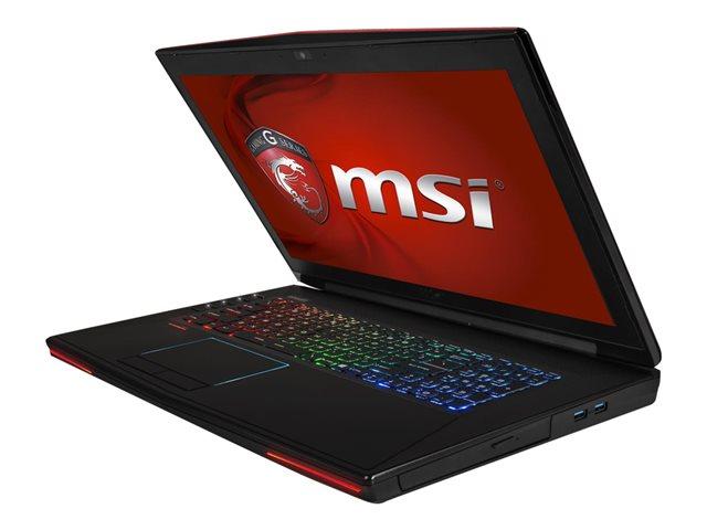 MSI GT72 2QE 458BE Dominator Pro