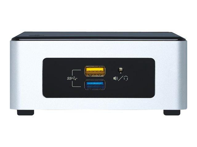 INTEL NUC MINI PC KIT - CORE I5 / 2 5 / DDR4 / 3YR WTY