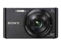 Sony Cyber-shot DSC-W830 - Digital camera - compact