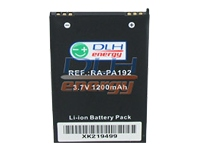 DLH Energy Batteries compatibles RA-PA192