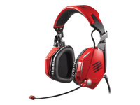 Mad Catz F.R.E.Q.5 Gaming Headset