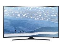 "Samsung UN55KU6300H - 55"" Class - 6 Series curved LED TV"