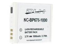 DLH Energy Batteries compatibles NC-BP678-1000