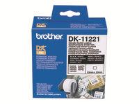 Brother DK-11221 - étiquettes - 1000 étiquette(s)