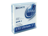 Sony LTX-400G - LTO Ultrium x 1 - 400 Go - support de stockage