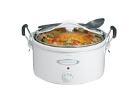 Hamilton Beach Stay or Go 6 Quart Slow Cooker (33163H)