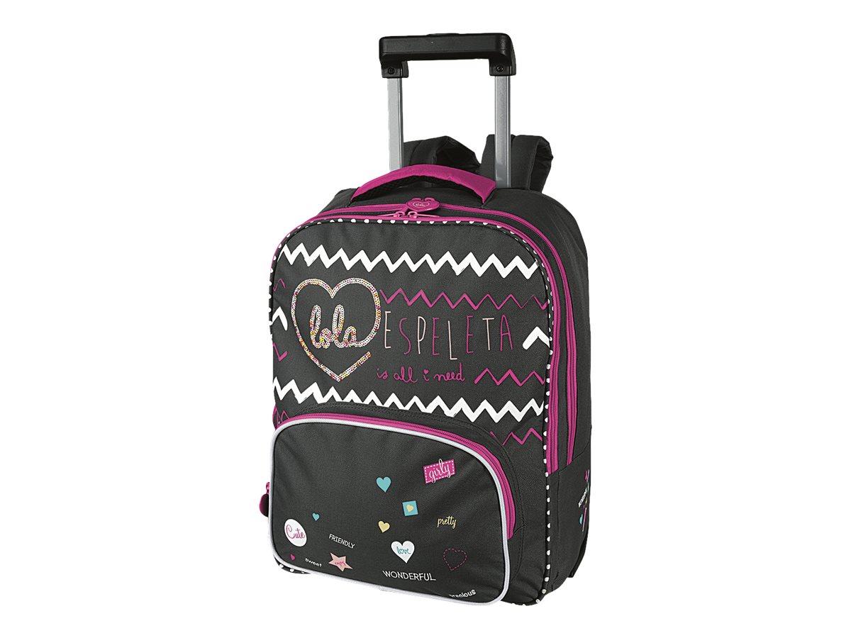 oberthur lola espeleta valise roulette sac dos. Black Bedroom Furniture Sets. Home Design Ideas