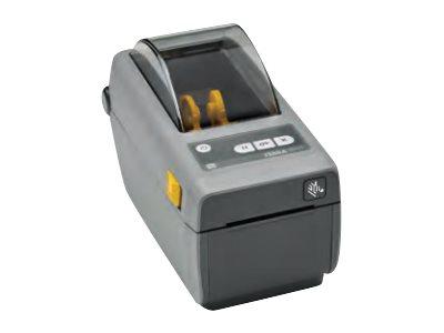 Zebra zd410 imprimante d 39 tiquettes papier thermique for Papier imprimante autocollant exterieur