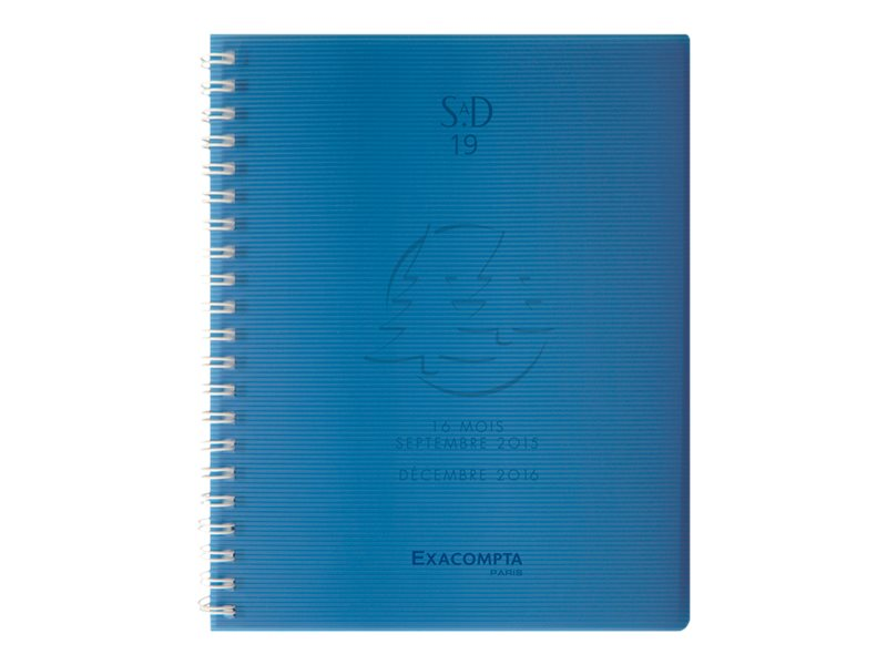 Exacompta SAD 19W Linicolor - agenda