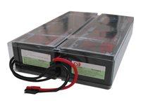 Tripp Lite 2U UPS Replacement 48VDC Battery Cartridge (1 set of 4) for select Tripp Lite SP UPS