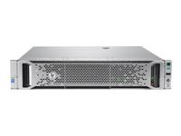 HPE ProLiant DL180 Gen9 Entry - Xeon E5-2603V3 1.6 GHz - 8 Go - 0 Go