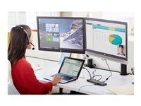 HP EliteDisplay E232 - LED monitor - 23