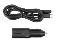 Targus USB-C Car Charger - adaptateur allume-cigare (voiture)