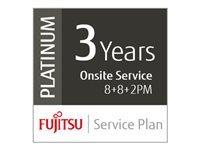 Fujitsu Extensions de garantie UP-36-PLAT-6670