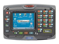 "Honeywell HX2 - Data collection terminal - Windows CE 5.0 Professional Plus - 512 MB - 2.5"" color TFT (320 x 240) - USB host - Wi-Fi, Bluetooth"