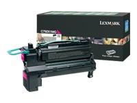 Lexmark Cartouches toner laser C792X1MG