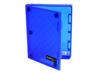 StarTech.com 2.5in Anti-Static Hard Drive Protector Case
