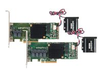 Adaptec, řadič / SATA/SAS RAID 7805Q Single / 8port int / x8 PCI