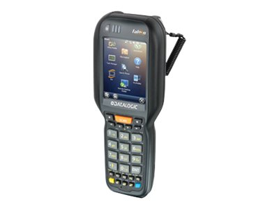 "Datalogic Falcon X3+ - Data collection terminal - Win Embedded Handheld 6.5 - 1 GB - 3.5"" color TFT (640 x 480) - rear camera - barcode reader - (laser) - USB host - microSD slot - Wi-Fi, Bluetooth"