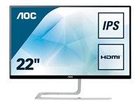 AOC I2281FWH 21.5 Inch LCD Widescreen Monitor