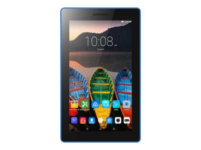 "Lenovo TB3-710F ZA0R - Tablet - Android 5.0 (Lollipop) - 8 GB - 7"" IPS (1024 x 600) - microSD slot - ebony black"
