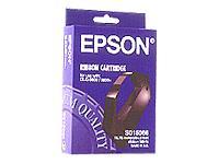 Epson - 1 - noir - ruban tissu