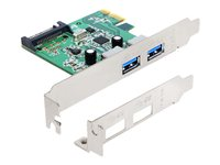 Delock PCI Express Card > 2 x USB 3.0, Delock PCI Express Card >