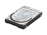 HP - Hard drive - 1.2 TB - internal - 2.5