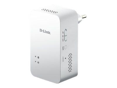 Dlinkgo GO-RTW-N300 - trådløs ruter - 802.11b/g/n - veggpluggbar GO-RTW-N300
