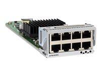 Netgear APM408C 8x10GBASE-T Port Card - 100M/1G/2.5G/5G/10G