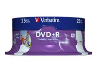 Verbatim CD-R/W et DVD-R 43539