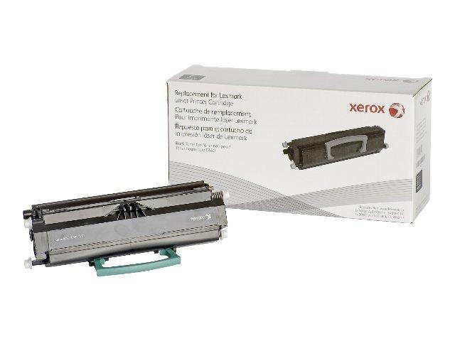 Xerox - noir - cartouche de toner (alternative pour: Lexmark E450H11E, Lexmark E450H21E)
