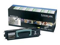X340A11G, Toner, black, pro X340/X342N, prebate, 2 500 str