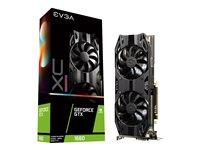 EVGA GeForce GTX 1660 XC Black GAMING - Tarjeta gráfica - GF GTX 1660