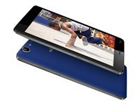 Wiko Mobile GSM Smartphone PULP FAB 4G ELECTRIC BLUE