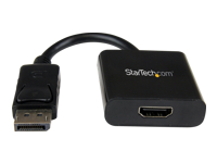 StarTech.com DisplayPort to HDMI Active Adapter Converter