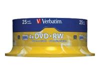 Verbatim CD-R/W et DVD-R 43489