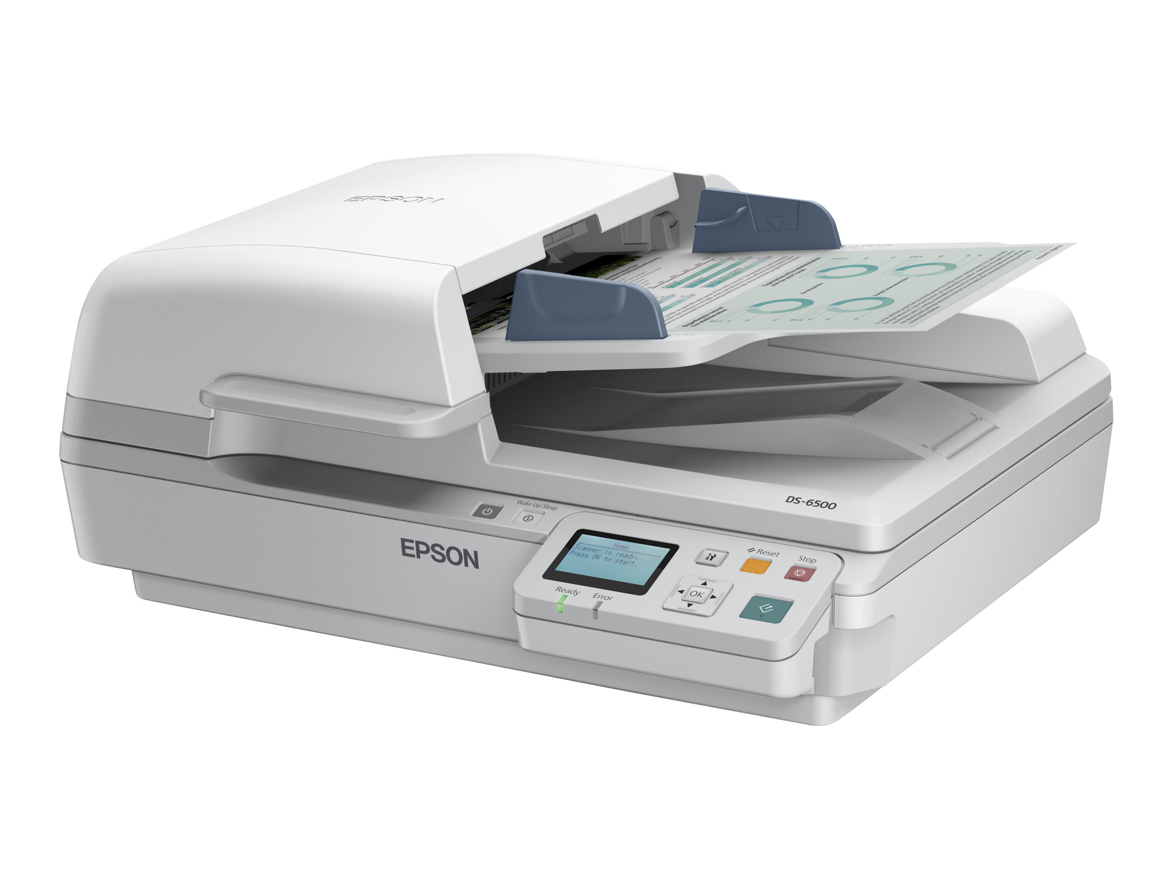 Epson WorkForce DS-7500N - scanner de documents