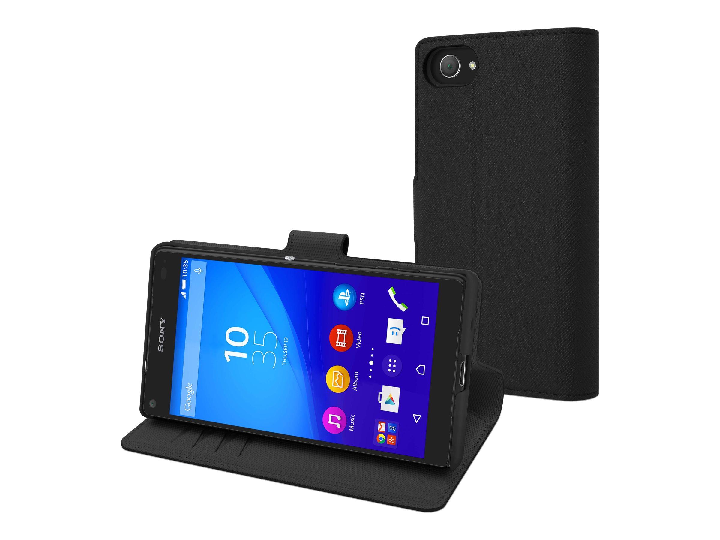 Muvit MFX protection à rabat pour téléphone portable
