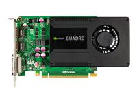 NVIDIA Quadro K2200 carte graphique - Quadro K2200 - 4 Go