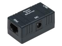 DIGITUS Professional Passive PoE wall mount box DN-95002 Strøminjektor