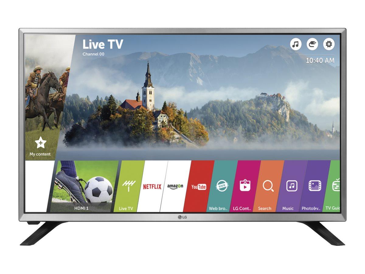 LG 32LJ590U 32P CLASE TV LED SMART TV 720P LED DE