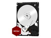 WD, HDD Red 750GB 2.5 SATA 32GBs 16MB