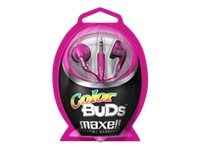 Maxell Color Buds CB-Pink