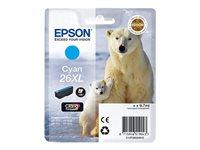 InkCart/26XLSer Polar Bear Cyan RS, InkCart/26XLSer Polar Bear C