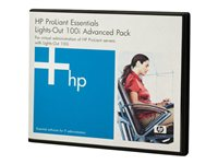 HP  ProLiant Essentials Lights Out 100i Advanced PackTA859AAE