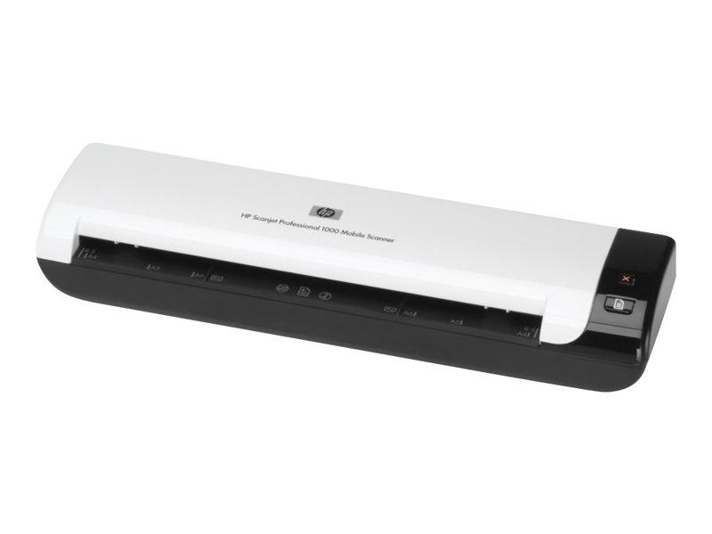 HP SCANJET 1000 PROFESSIONAL MOBILE SCANNER ESCANE