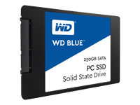 "WD SSD Blue 250gb 2.5"" Int SATA 3"